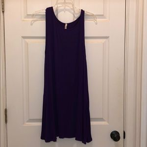 Dresses & Skirts - Purple dress